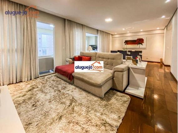 Maravilhoso Apartamento Com 3 Dormitórios ( 3 Suítes ) À Venda, 156 M² Por R$ 850.000 - Jardim Das Indústrias - São José Dos Campos/sp - Ap9898