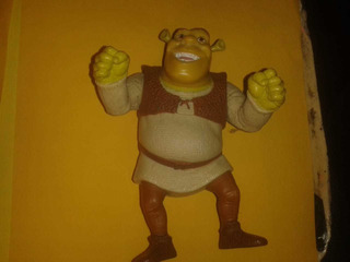 Figura Shrek Mc Donalds