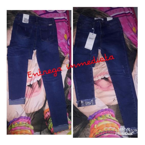 Pantalon De Dama Jeans
