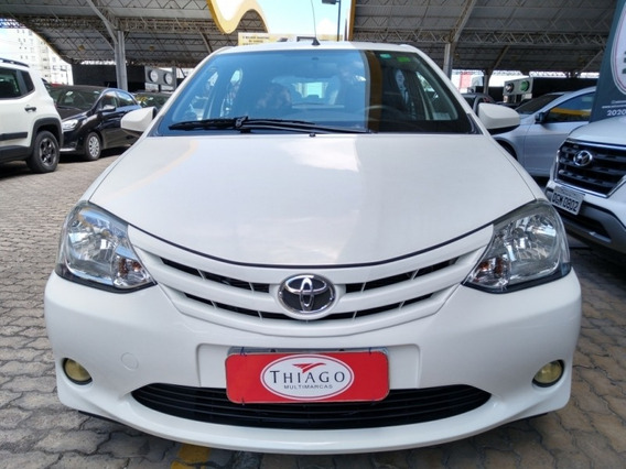 Etios 1.3 X 16v Flex 4p Manual 63459km