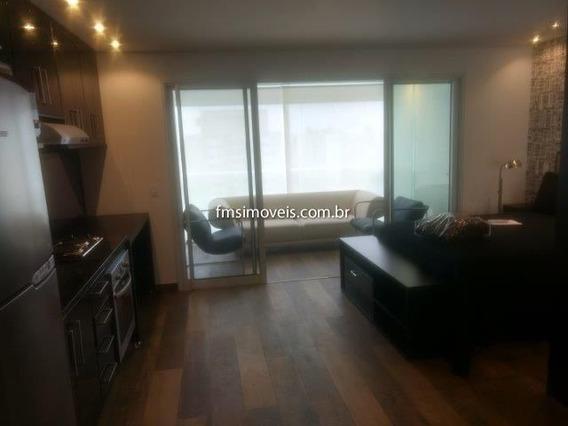 Studio Para Para Alugar Com 1 Quarto 1 Sala 35 M2 No Bairro Bela Vista, São Paulo - Sp - Ap297315ms