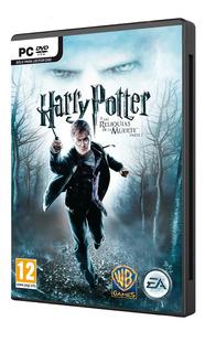 Harry Potter Reliquias Muerte Parte 1 Juego Pc Fisico Caja