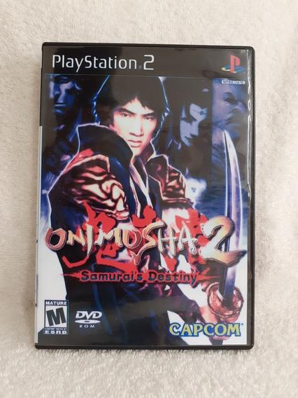 Onimusha 2 Samurai Destiny Para Playstation 2 - Patch