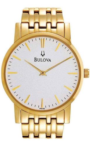 Relógio Bulova Masculino Analógico Wb21669h Original