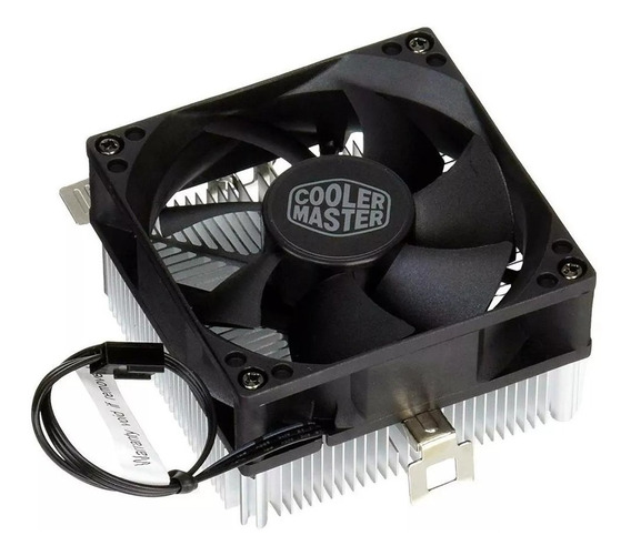 Cooler Master A30 P/ Amd Cpu Fm1 Fm2+ Fm2 Am2 Am3 Am3+ Am4