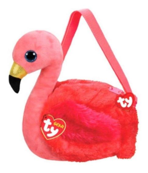 Bolsa Gilda Ty Flamingo Dtc