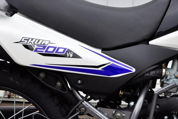 Motomel Skua 200 Promo Contado Entrega Ya