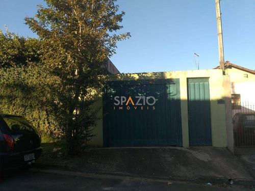 Imagem 1 de 8 de Casa Com 2 Dormitórios À Venda Por R$ 230.000,00 - Vila Industrial - Rio Claro/sp - Ca0511