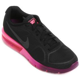 Tênis Nike Air Max Sequent Pr/rs Tam 35 Original
