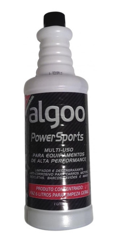 Limpador Desengraxante Algoo Multiuso Power Sports 1l Litro