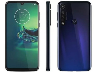 Moto G8 Plus 64gb Dual Chip Tela 6.3 Câmera 48mp+5mp+16mp