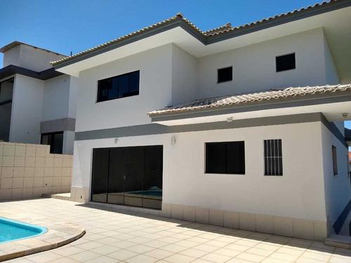Casa Sobrado Grande Em Balneário Camboriú Bairro Arriribá