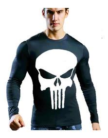 03 Camisas Super Heróis Com Proteção Solar Uv