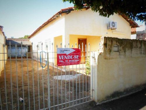 Casa Com 2 Dormitórios À Venda, 112 M² Por R$ 170.000,00 - Planalto - Araçatuba/sp - Ca0817
