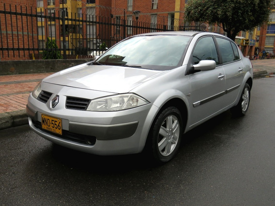 Renault Mégane Ii Dinamyque Mt 2005