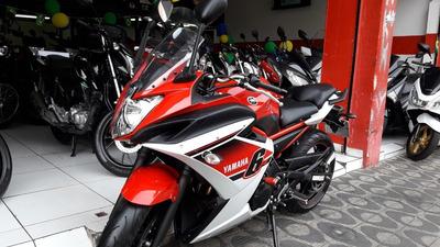 Yamaha Xj6f 2016 Vermelha