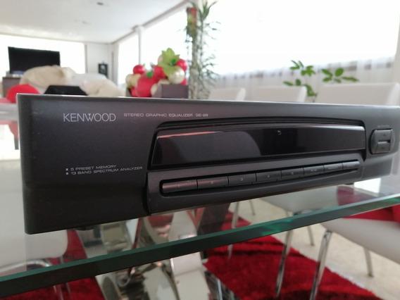Ecualizador Kenwood Mod.ge28
