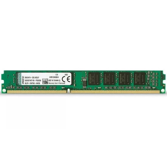 Memoria Ram Pc Kingston 4gb Ddr3 1600 Mhz Tienda 2