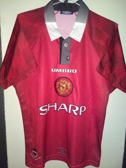 Camiseta Del Manchester United 1997 Impecable Estado