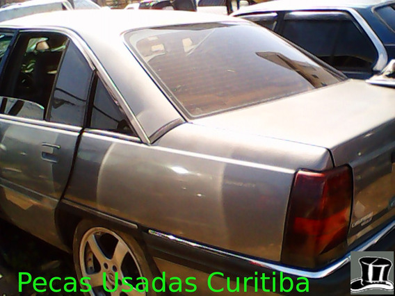 Omega Sucata - Motor, Rodas, Lataria, Caixa