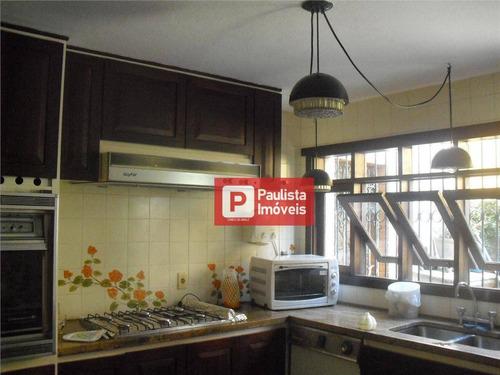 Casa Residencial À Venda, Interlagos, São Paulo. - Ca0607