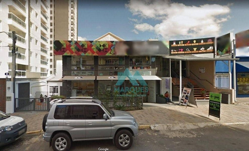 Imagem 1 de 7 de Complexo De Lojas E Estacionamento Em Ótima Localização Em Campinas - Ac0001