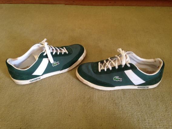 Sapato Lacoste Original, Novinho