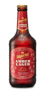 Imperial Amber 500cc. Pack X 12u.