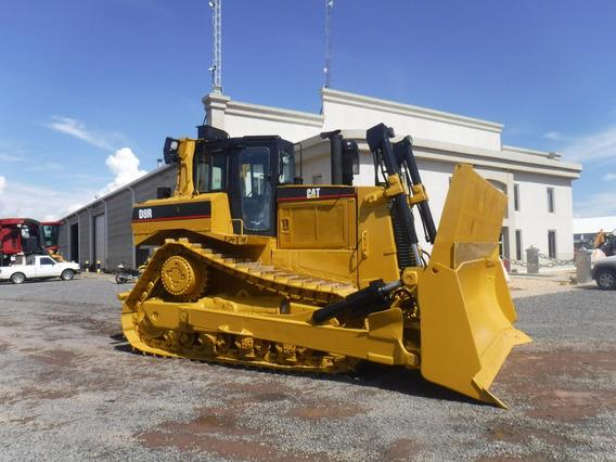 Topador Frontal Caterpillar D8r Bulldoser Tractor Folio13992