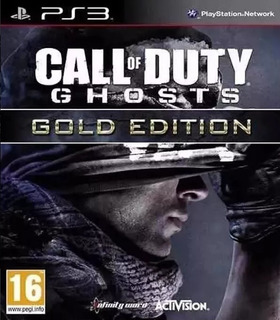 Call Of Duty Ghosts Ps3 Gold Edition Original-play Perú