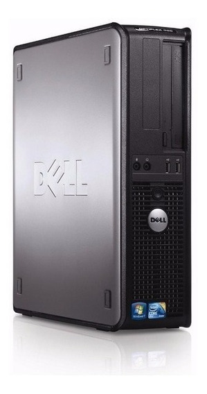 Cpu Dell 380 Core 2 Quad Q9550 4gb Ddr3 Hd 320gb Brinde Wifi
