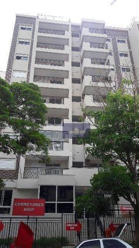 Apartamento À Venda, 52 M² Por R$ 676.000,00 - Perdizes - São Paulo/sp - Ap22355