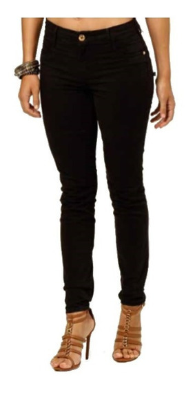 Calça Jeans Feminina Skinny Sarja Coca-cola Jeans 36 Ao 46
