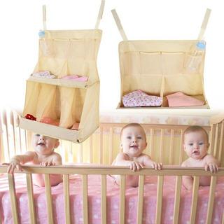 Impermeable Bebé Cama Colgante Bolsa Cuna Organizador Bolsa