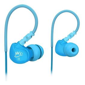 Fone Meelectronics M6 Resistência A Água In-air Azul