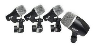 Micrófonos Batería Cad Audio Stage4 - Queen Instrumentos Mus