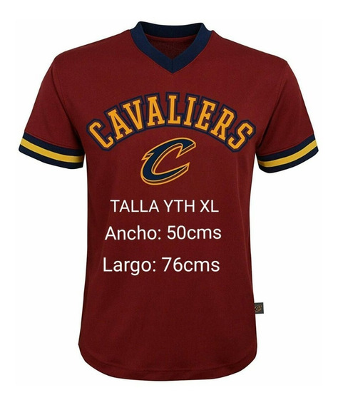 Sueter Nba Cleveland Cavaliers Talla Xl Youth (adultos M)