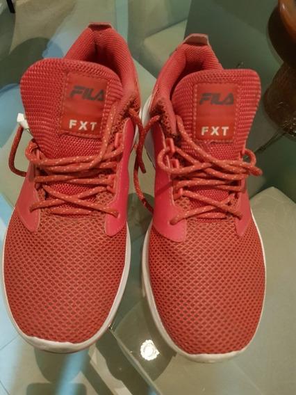 Tênis Fila Fxt N35 Vermelho