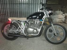 Kawasaki Kx 400 Cc 1979 Polic