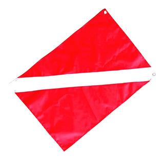 Buzo De Buceo Abajo Bandera Señal De Seguridad Marcador
