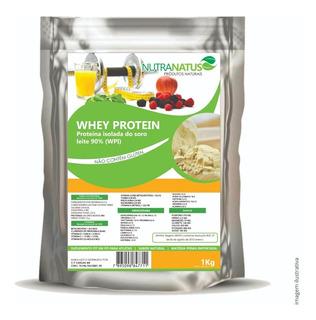 Whey Protein Isolado Do Leite 1kg Importado Eua Promoção