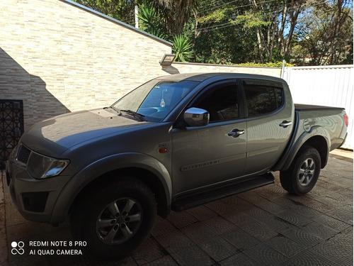 Imagem 1 de 7 de Mitsubishi L200 2012 3.2 Triton Hpe Cab. Dupla 4x4 Aut. 4p