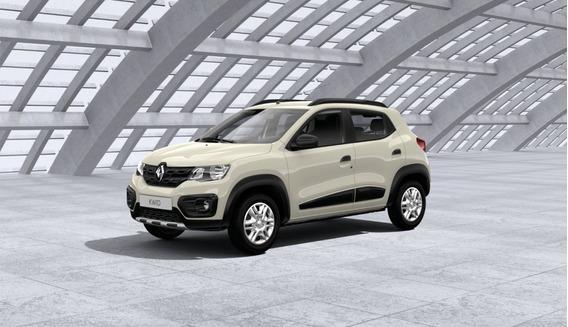 Renault Kwid Outsider 1.0 0 Km