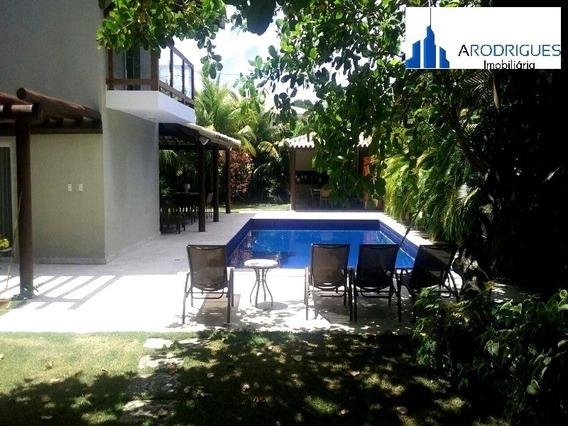 Casa À Venda Em Busca Vida, Camaçari, Estrada Do Coco, Bahia - Ca00158