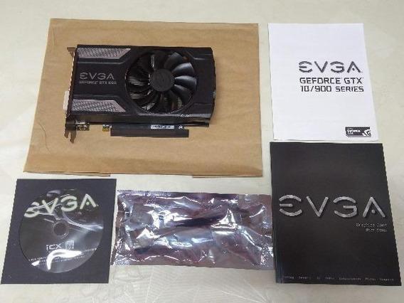 Placa De Vídeo Geforce Gtx Evga 1060 3gb Sc