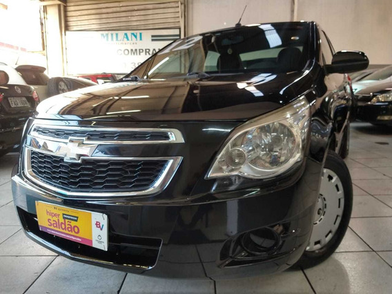 Cobalt Lt 1.4 Flex 2012 - Sem Entrada!!!