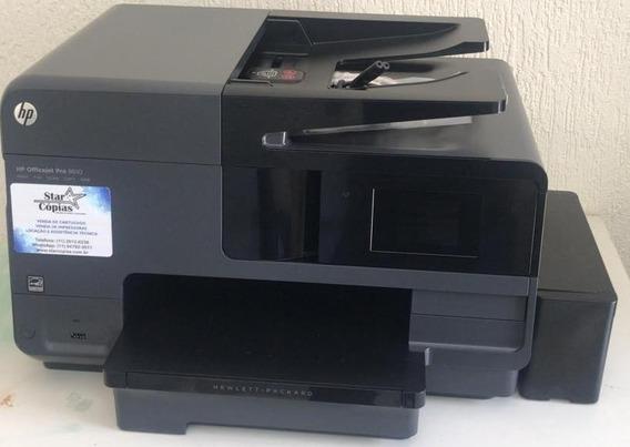 Hp Officejet Pro 8610 Nova Com Bulk Ink Promoção