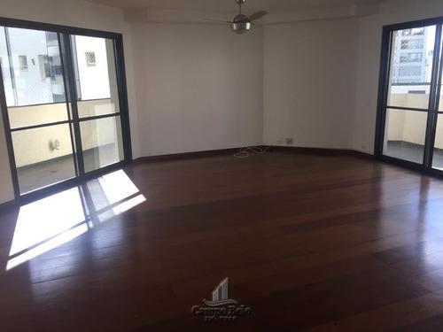 Apartamento Com 4 Dormitorios No Campo Belo - Ap140-2