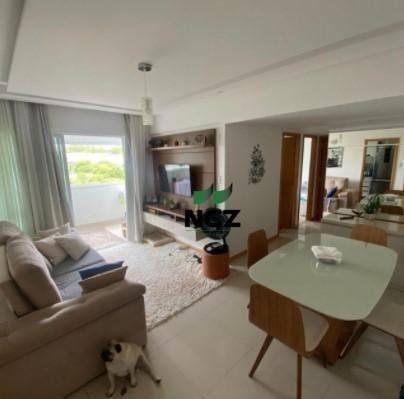 Imagem 1 de 22 de Apartamento Com 3 Dormitórios À Venda, 76 M² Por R$ 472.500,00 - Jardim Armação - Salvador/ba - Ap2938