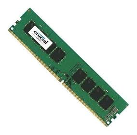 Memória Crucial Ddr4 4gb 2400mhz
